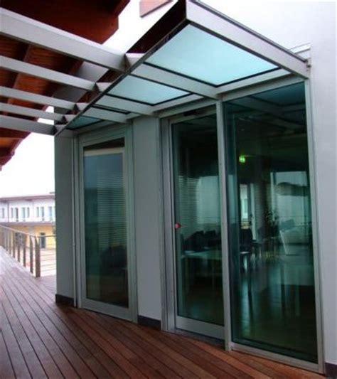 tettoia in alluminio tettoia in alluminio e vetro asg s r l