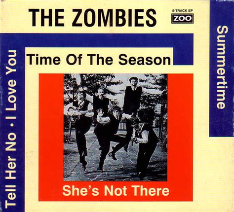time of the season the zombies the time of the season ep cd at discogs