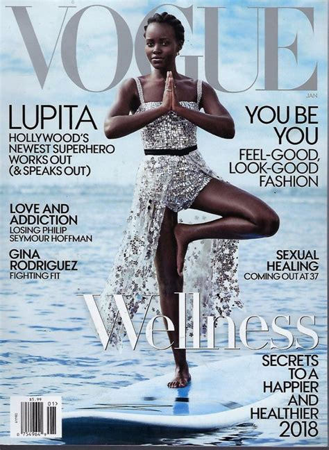michelle obama vogue cover lupita nyong o has more vogue covers than michelle obama