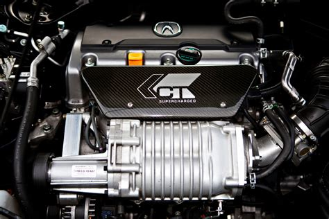 2010 acura tsx review 4 cylinder ct engineering 09 10 tsx 4 cylinder supercharger kit k