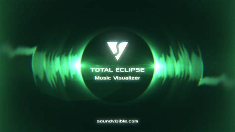 Free Eclipse Music Visualizer After Effects Template After Effects Visualizer Template