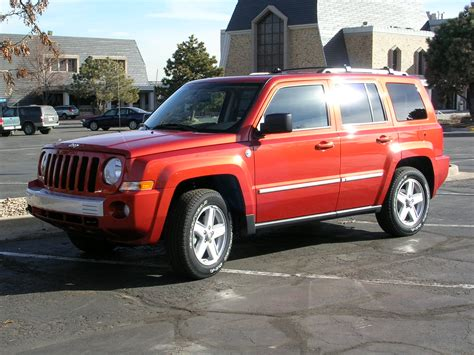 2010 jeep patriot a true road vehicle fuel effecient