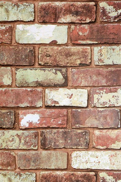 fake exposed brick wall faux exposed brick exposed brick pinterest