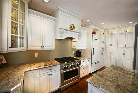 staggered cabinets keeping it howell new jersey by design line kitchens