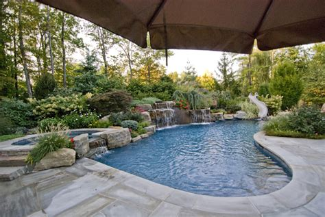 swimming pool landscape design guide and practice