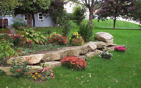 Stunning Rock Garden Design Ideas Quiet Corner Backyard Landscaping Ideas With Rocks