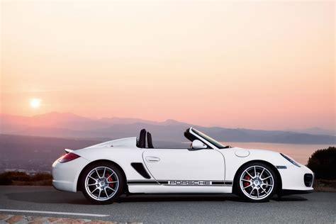 Porsche Boxter Spyder by Porsche Boxster Spyder Oben Ohne Elabia De