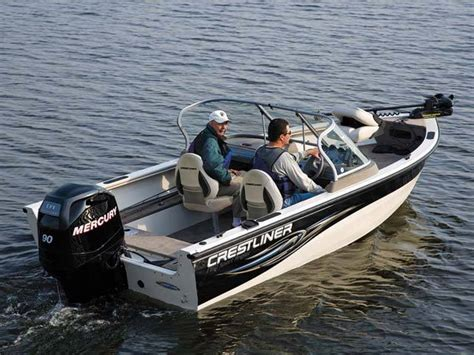 crestliner boats specifications research 2009 crestliner boats sport angler 1750 on