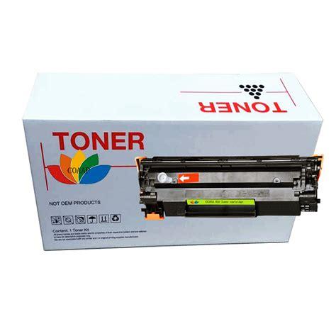 Toner Compatible Hp Color P 1102 1132 Bergaransi Microton Mce285a Compatible Hp Ce285a 85a Toner Cartridge For Hp Laserjet