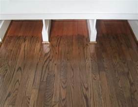hardwood floor stain colors acanthus and acorn the process of refinishing hardwood