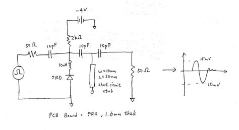 symbol for step recovery diode schematic symbol of step recovery diode 28 images direct transient co simulation of a step
