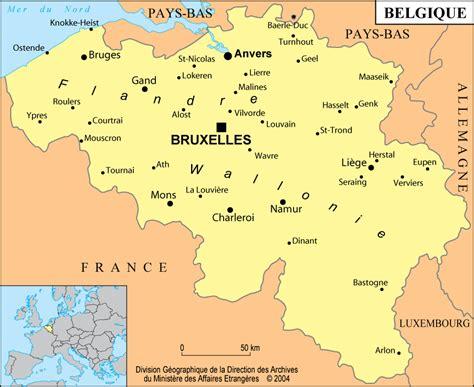 anvers carte belgique voyages cartes