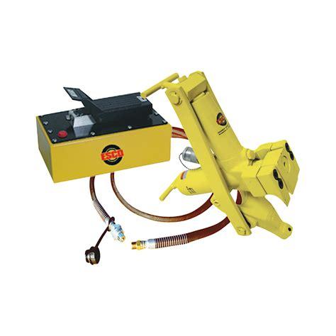 esco bead breaker esco hydraulic tire bead breaker kit model 10202