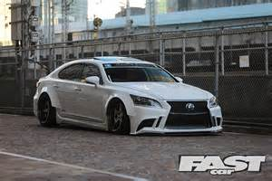 Cars Lexus Modified Lexus Ls600h Fast Car