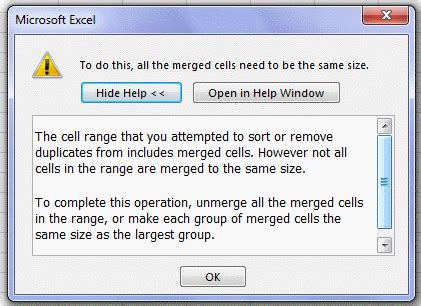 how to merge and combine cells in excel explained