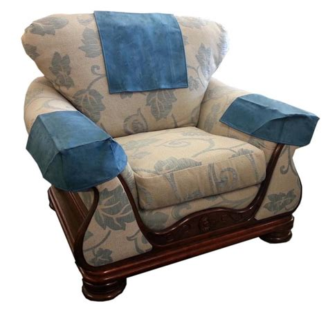 how to make an armchair slipcover traditional armchair sofa back arm protector covers