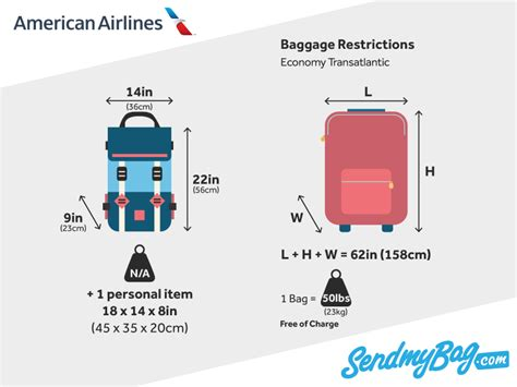 American Airlines Cabin Baggage Weight Limit by American Airlines Baggage Allowance For Carry On Checked