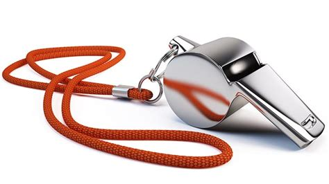 what is a whistle whistleblowing do we need quot guardians quot or should this fall to hr personnel today