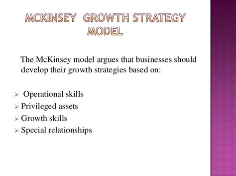 Does Mckinsey Support Mba by Mckinsey
