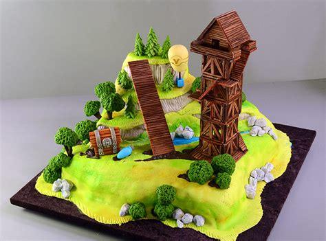 fortnite cake tutorial  cake decorating tutorials