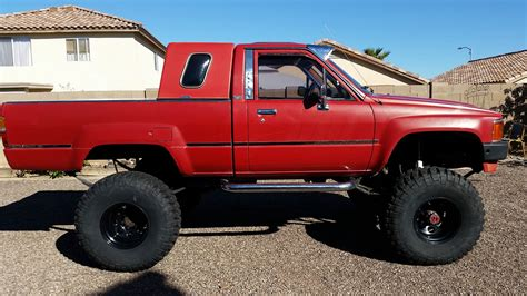 80s Toyota Truck 1984 Toyota Sr5 Extended Cab 2 Door 2 4l For