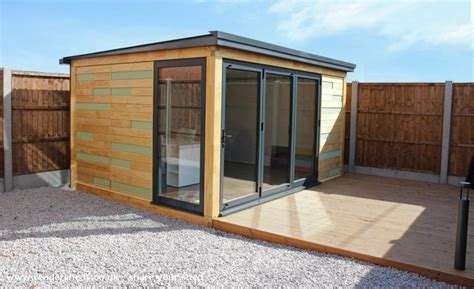Garden Office And Shed by Rapod Garden Office Is An Entrant For Shed Of The Year 2014 Via Unclewilco Shedoftheyear