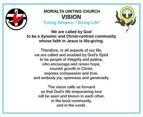 vision statement church