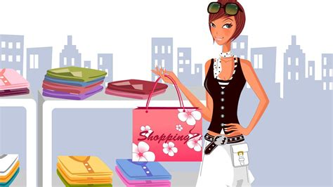 wallpaper shopping shopping shopping vector hd wallpapers desktop backgrounds mobile wallpapers