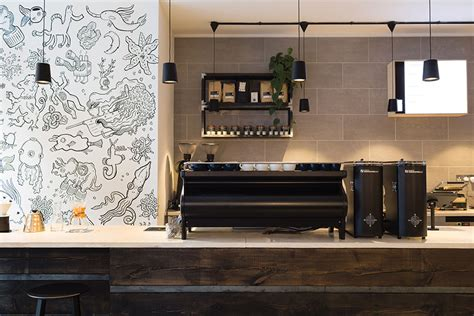 Top Brew Coffee Bar by Origin Coffee Roasters Trendiest Coffee Shop In