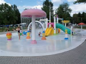 Splash Pads Bissell S Hideaway Canada Ontario Pelham Cground