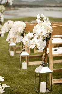 blending beautiful 187 wedding wednesday ceremony aisle decor