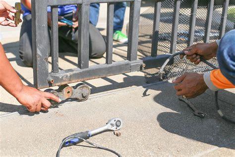 how to install a sliding gate motor ebay