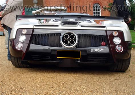 pagani exhaust pagani zonda f exhaust car styling tips