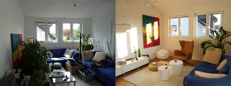 schöner wohnen vorhänge wohnzimmer minimalistisch einrichten