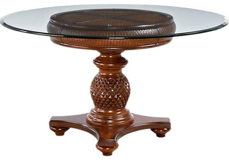 Pineapple Pedestal Dining Table rooms to go affordable home furniture store