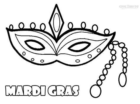 mardi gras printable free coloring pages on art coloring