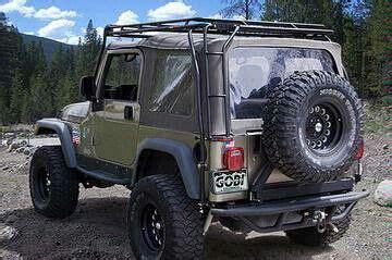 Jeep Yj Gobi Roof Rack Jeep Yj 1995 Build Jeep Racks
