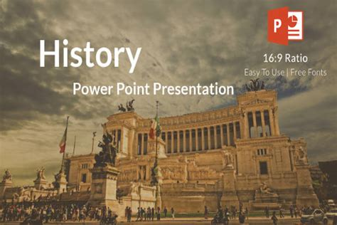 35 Powerpoint Templates Free Premium Templates History Ppt Templates