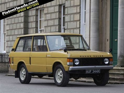 70s land rover range rover sport 70s style pistonheads