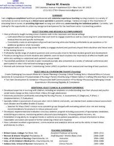 Clinical Instructor Cover Letter by Educator Cover Letter 2014 Instructor