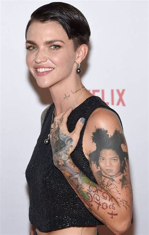 celebs with tattoos 34 best tattooed images on