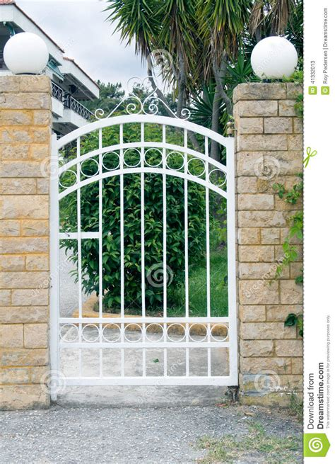 small gate small gate stock photo image 41332013