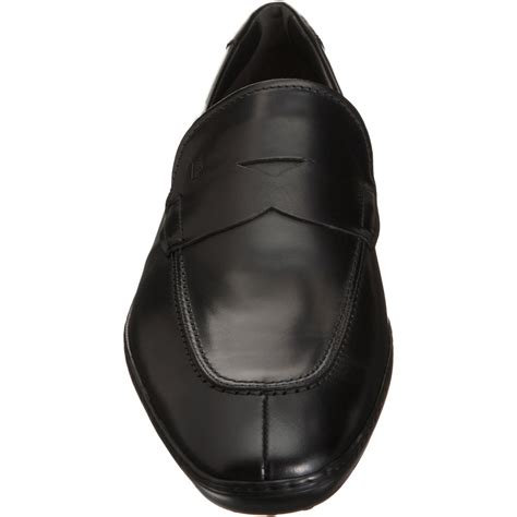 tods loafers mens tod s loafer in black for lyst