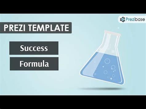 Success Formula Prezi Template Youtube How To Choose A Template On Prezi Next