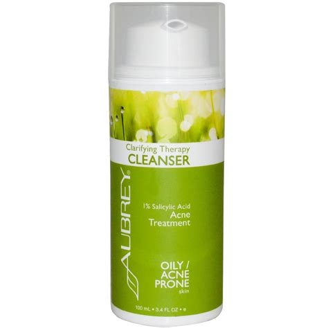 Latulipe Acne Cleanser 100 G organics clarifying therapy cleanser acne