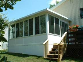 Cheap Sunrooms Diy Screened Patio Studio Design Gallery Best Design