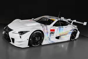 2017 lexus lc gt racer revealed