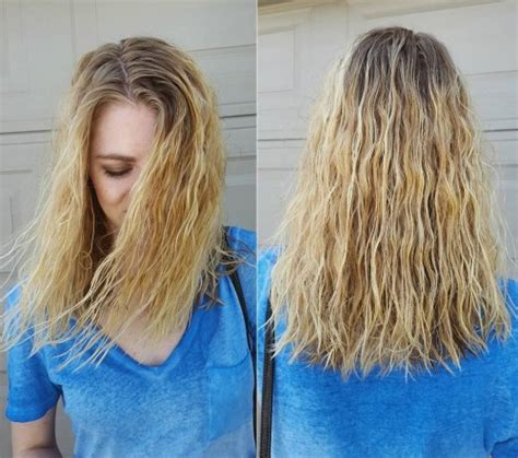 beach wave perm for ocean vacation 20 inspiring beach hair ideas for beautiful vacation