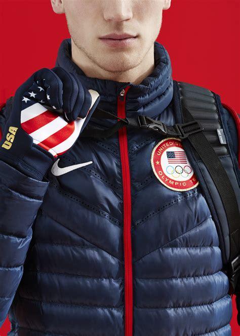 Nike Outfits U.S. Athletes 2014 Sochi Olympics   Pursuitist