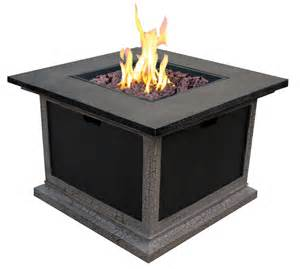 fireplace tables outdoor 34 5 ravenswood large outdoor gas table